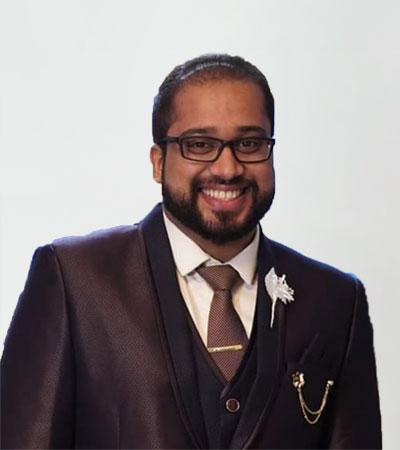 Dr Pranup Roshan Quadras