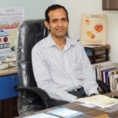 Dr Kishore Krishna