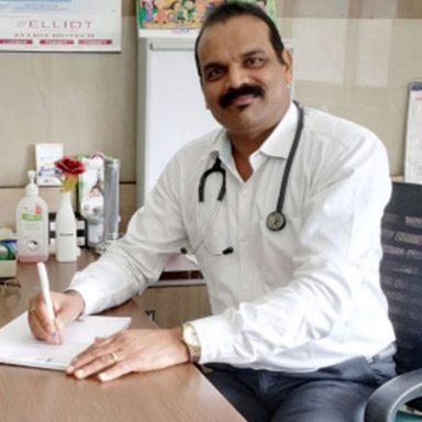 Dr Shivaram Rai
